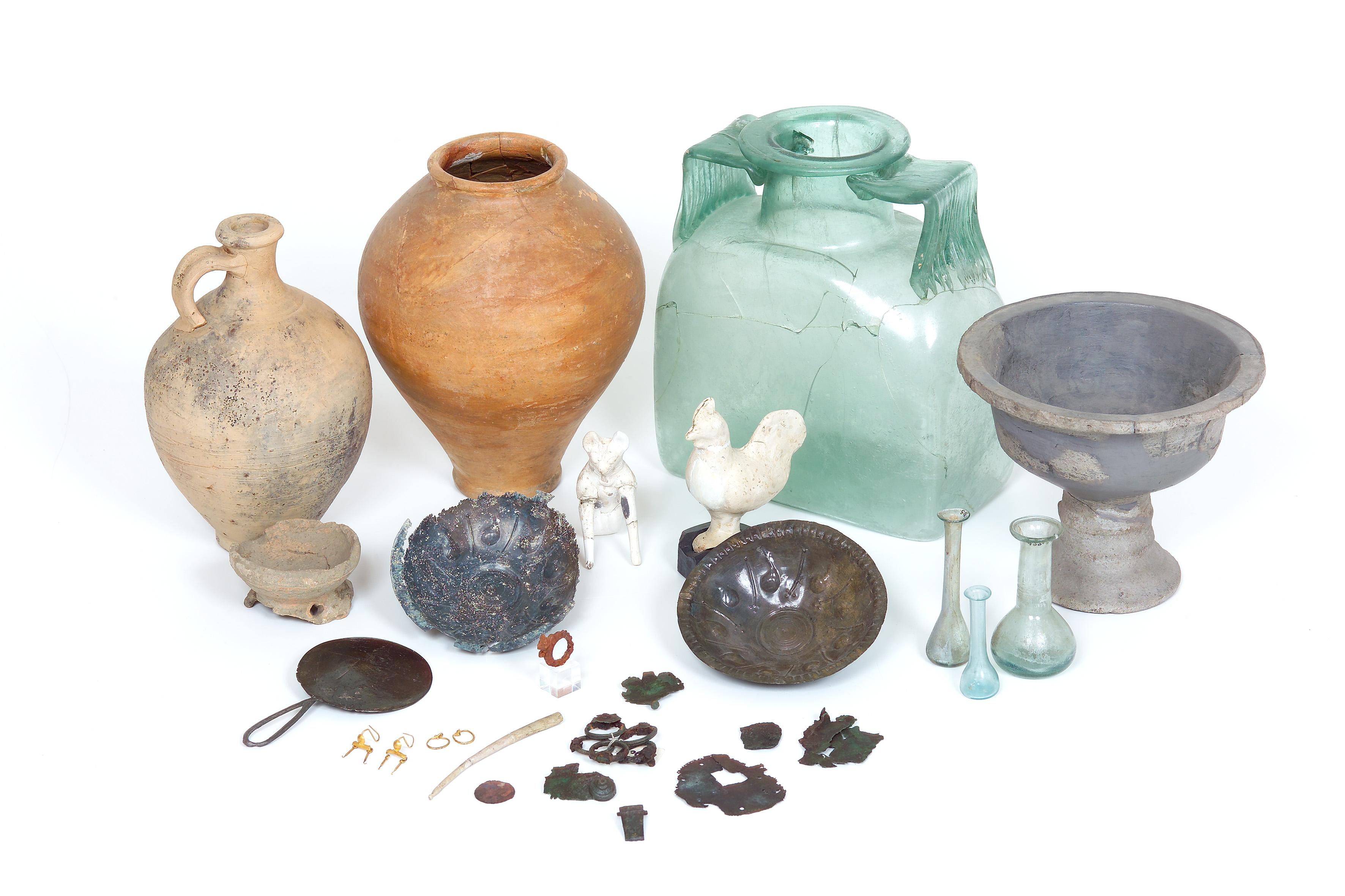 Archäologie Funde